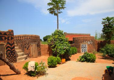 Burkina Faso village