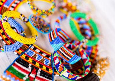 Masai bracelets