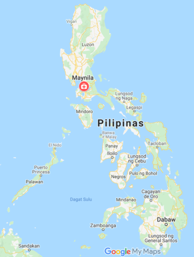 Philippines testing labs Mar 2020