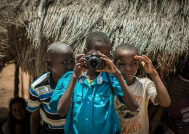 mozambique kids